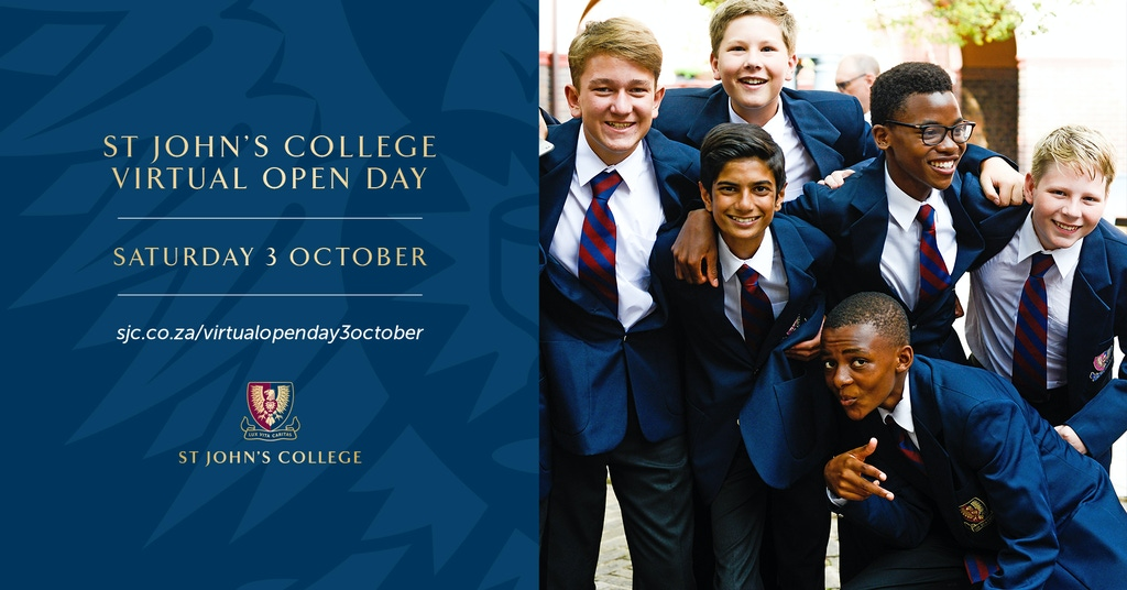 Open Day Facebook Event Cover