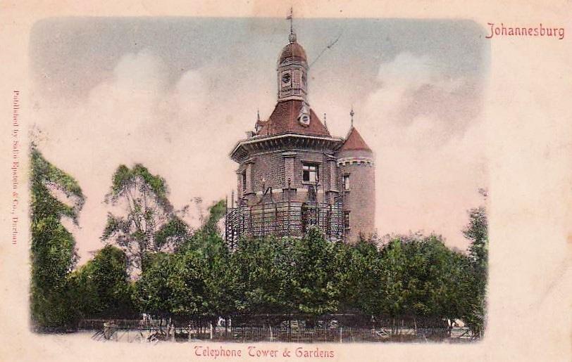 Telephone Tower Gardens