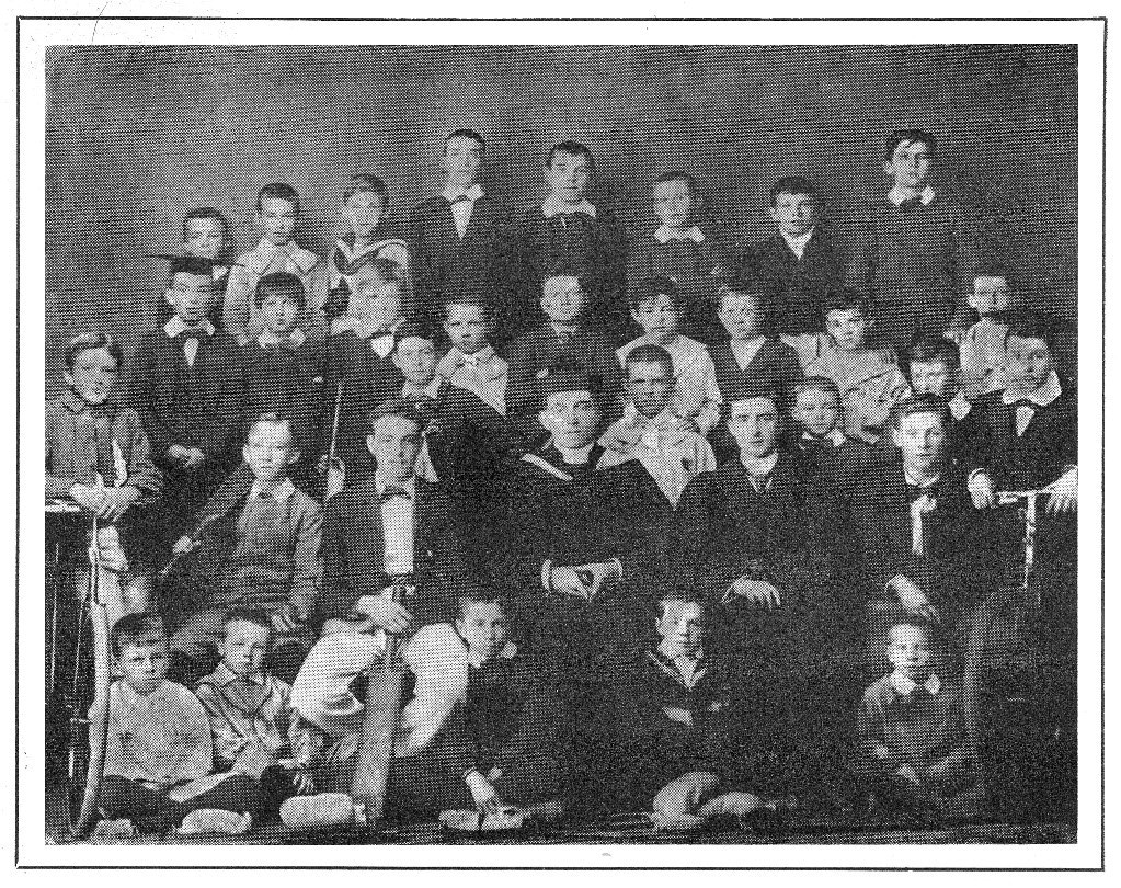 The First College Group 1898