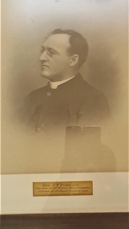 The Revd John Darragh
